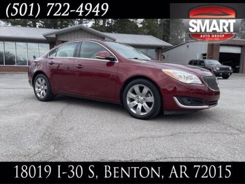 2016 Buick Regal for sale at Smart Auto Sales of Benton in Benton AR