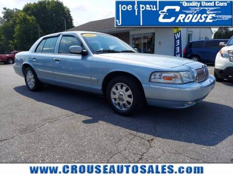 2007 Mercury Grand Marquis for sale at Joe and Paul Crouse Inc. in Columbia PA
