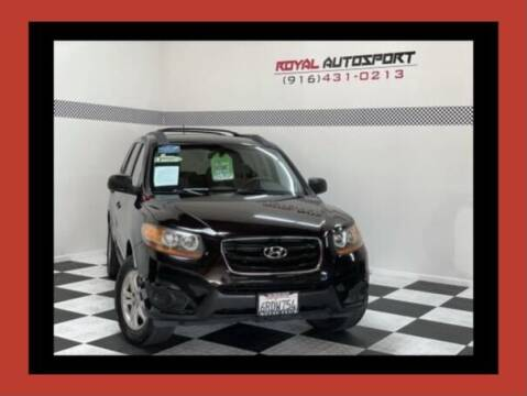 2011 Hyundai Santa Fe for sale at Royal AutoSport in Sacramento CA