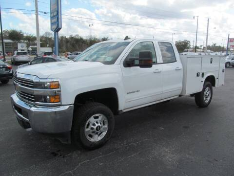 2017 Chevrolet Silverado 2500HD for sale at Blue Book Cars in Sanford FL