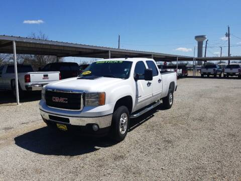 2014 GMC Sierra 2500HD for sale at Bostick's Auto & Truck Sales in Brownwood TX