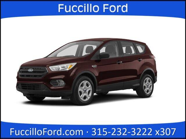 2018 Ford Escape for sale in Adams, NY