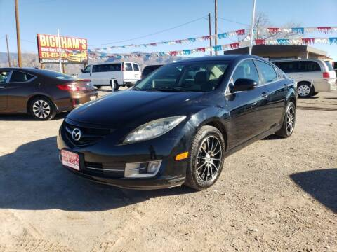 2009 Mazda MAZDA6 for sale at Bickham Used Cars in Alamogordo NM