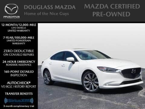 2018 Mazda MAZDA6 for sale at Douglass Automotive Group - Douglas Mazda in Bryan TX