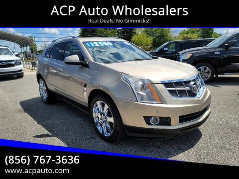2012 Cadillac SRX for sale at ACP Auto Wholesalers in Berlin NJ