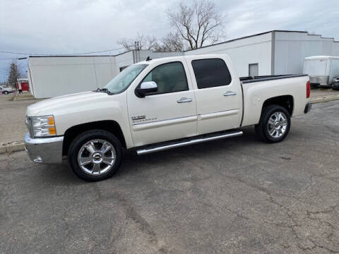 2013 Chevrolet Silverado 1500 for sale at Bruce Kunesh Auto Sales Inc in Defiance OH