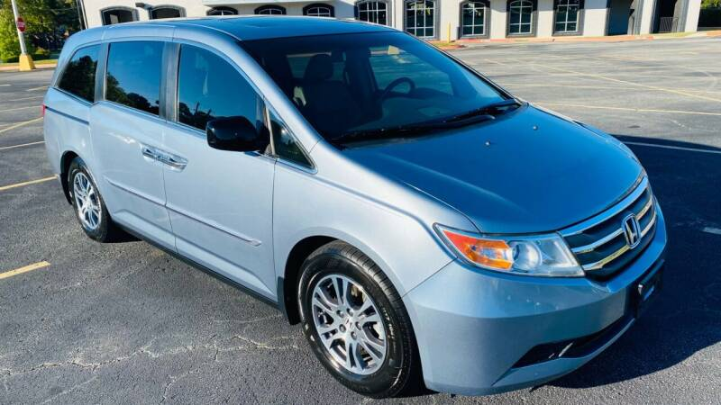 2012 Honda Odyssey for sale at H & B Auto in Fayetteville AR