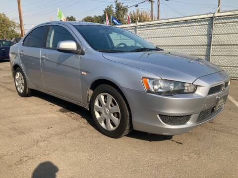 2013 Mitsubishi Lancer for sale at MEGA MOTORS ENTERPRISE INC in Modesto CA