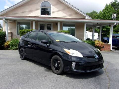 2012 Toyota Prius for sale at Adams Auto Group Inc. in Charlotte NC