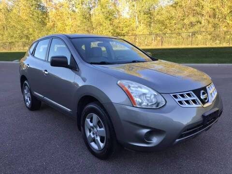 2012 Nissan Rogue for sale at Angies Auto Sales LLC in Newport MN