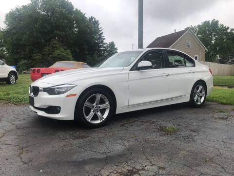 2013 BMW 3 Series for sale at Jim's Hometown Auto Sales LLC in Byesville OH