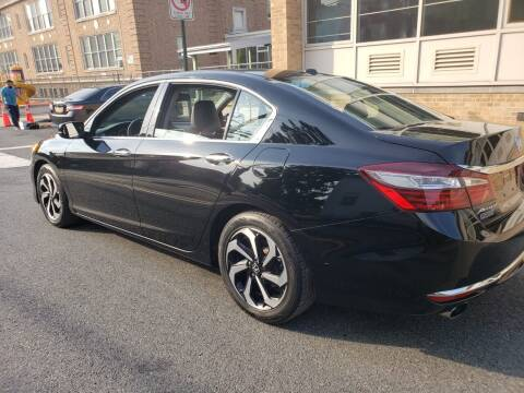 2016 Honda Accord for sale at TURBO Auto Sales First Corp in Yonkers NY