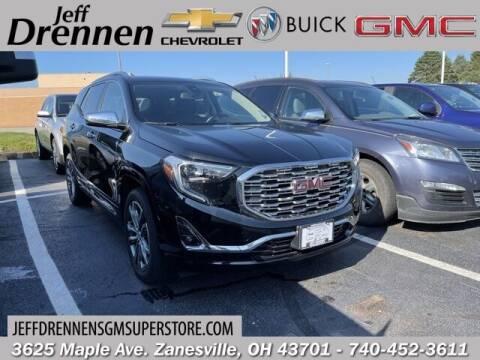 2018 GMC Terrain for sale at Jeff Drennen GM Superstore in Zanesville OH
