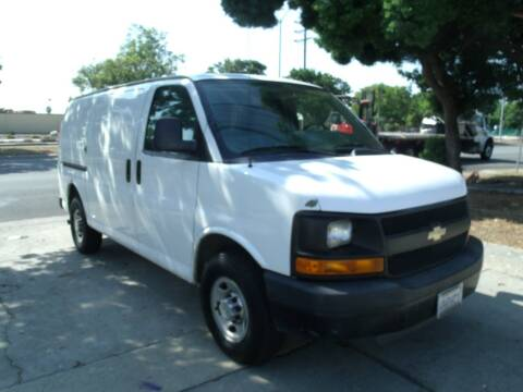 2011 Chevrolet Express Cargo for sale at Hollywood Auto Brokers in Los Angeles CA