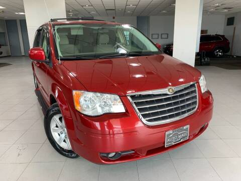 2008 Chrysler Town and Country for sale at Auto Mall of Springfield in Springfield IL