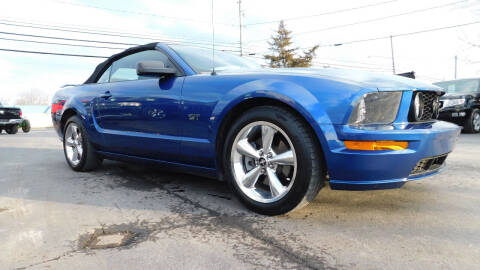 2008 Ford Mustang for sale at Action Automotive Service LLC in Hudson NY