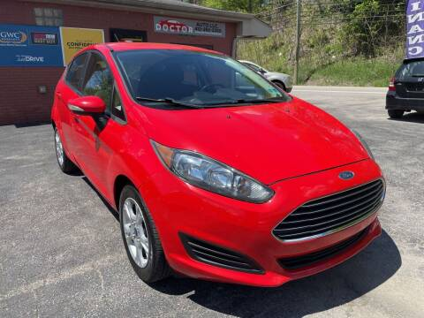 2014 Ford Fiesta for sale at Doctor Auto in Cecil PA