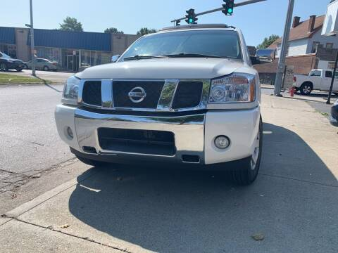 2007 Nissan Armada for sale at Mikes Auto Center INC. in Poughkeepsie NY