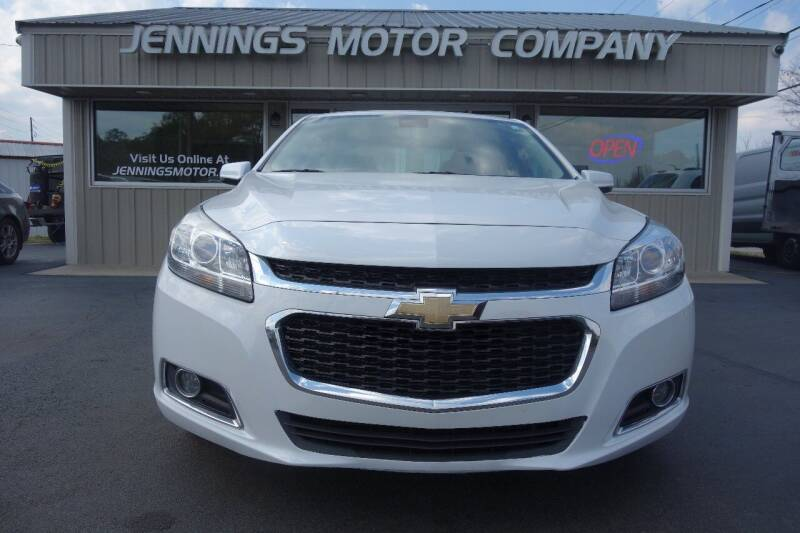 2015 Chevrolet Malibu for sale at Jennings Motor Company in West Columbia SC