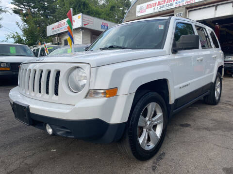 2012 Jeep Patriot for sale at Drive Deleon in Yonkers NY