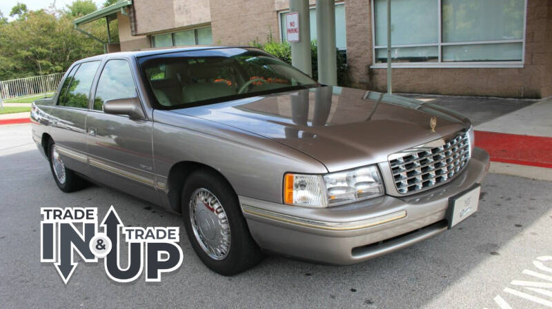 1997 Cadillac DeVille for sale at NORCROSS MOTORSPORTS in Norcross GA