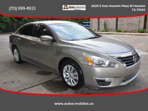 2014 Nissan Altima for sale at AUTOS-MOBILES in Houston TX