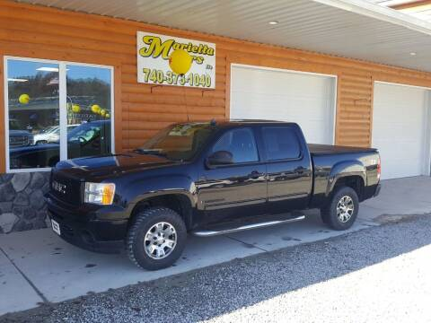 2008 GMC Sierra 1500 for sale at MARIETTA MOTORS LLC in Marietta OH