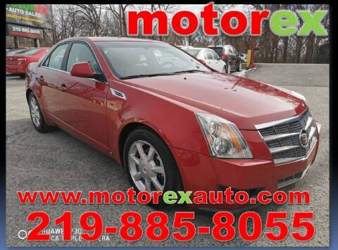 2008 Cadillac CTS for sale at Motorex Auto Sales in Schererville IN