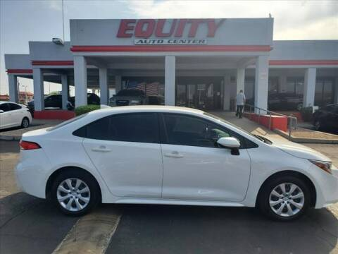 2020 Toyota Corolla for sale at EQUITY AUTO CENTER in Phoenix AZ