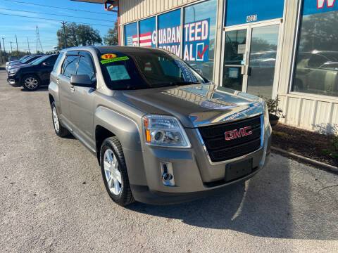2012 GMC Terrain for sale at Lee Auto Group Tampa in Tampa FL