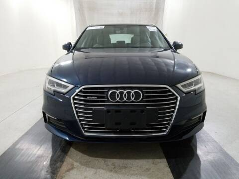2018 Audi A3 Sportback e-tron for sale at Paradise Motor Sports LLC in Lexington KY