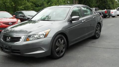 2009 Honda Accord for sale at JBR Auto Sales in Albany NY