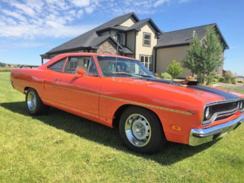1970 Plymouth Acclaim for sale at Hines Auto Sales in Marlette MI