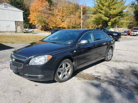 2008 Chevrolet Malibu for sale at AUTOMAR in Cold Spring NY