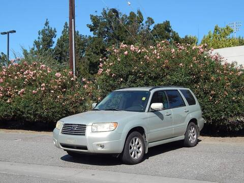 2006 Subaru Forester for sale at Crow`s Auto Sales in San Jose CA