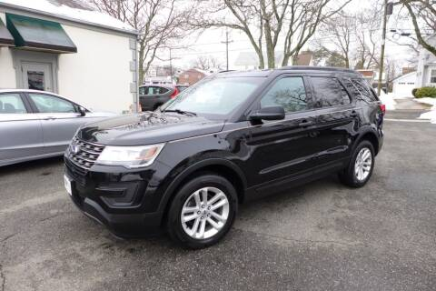 2016 Ford Explorer for sale at FBN Auto Sales & Service in Highland Park NJ