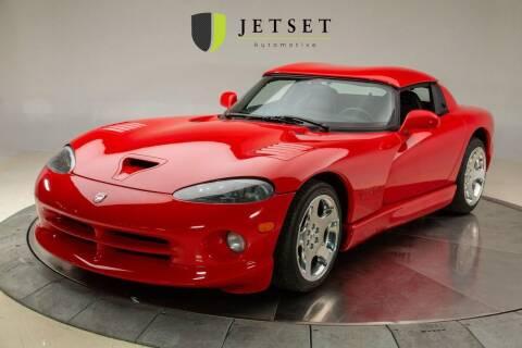 2002 Dodge Viper for sale at Jetset Automotive in Cedar Rapids IA