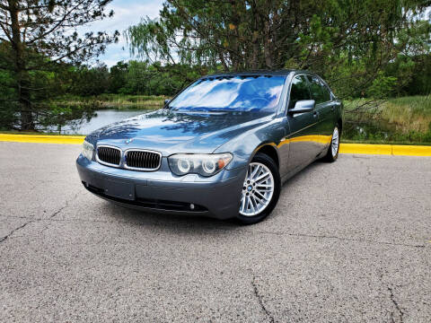 2005 BMW 7 Series for sale at Excalibur Auto Sales in Palatine IL