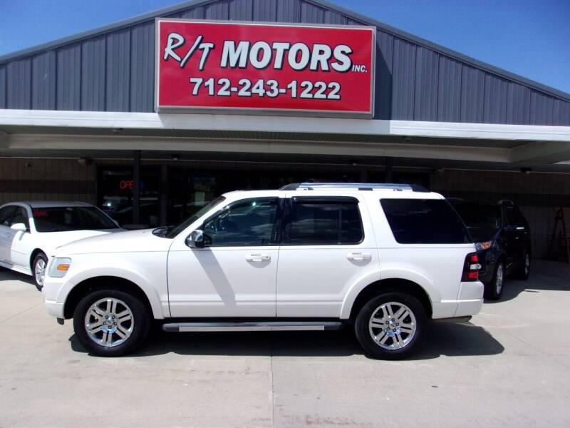 2010 Ford Explorer for sale at RT Motors Inc in Atlantic IA