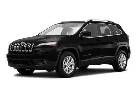 2017 Jeep Cherokee for sale at Bourne's Auto Center in Daytona Beach FL