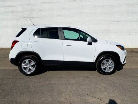 2021 Chevrolet Trax for sale at Smart Chevrolet in Madison NC