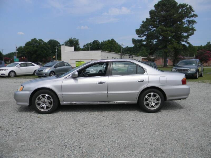 2000 Acura TL for sale at SeaCrest Sales, LLC in Elizabeth City NC