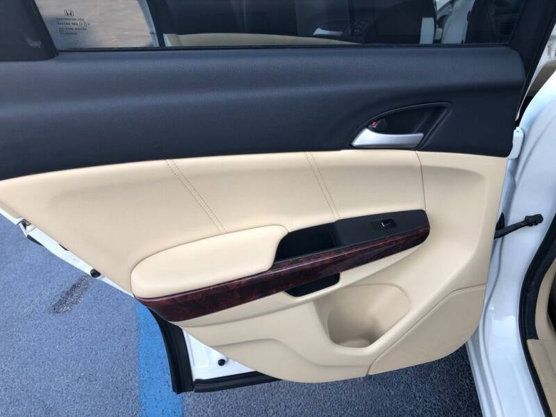 2011 Honda Accord Crosstour EXL - Savannah GA