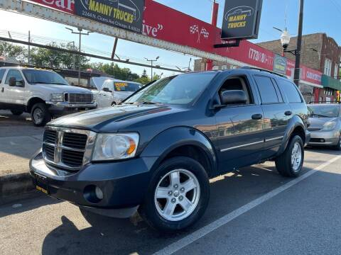 2008 Dodge Durango for sale at Manny Trucks in Chicago IL