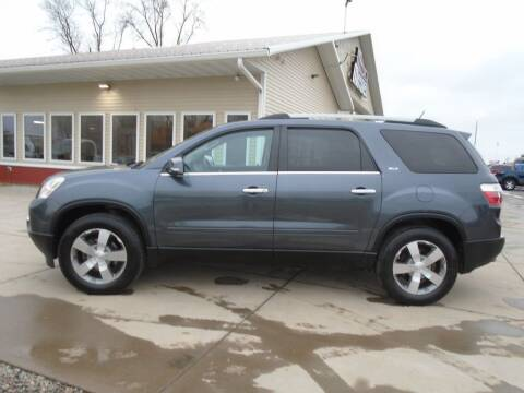 2011 GMC Acadia for sale at Milaca Motors in Milaca MN