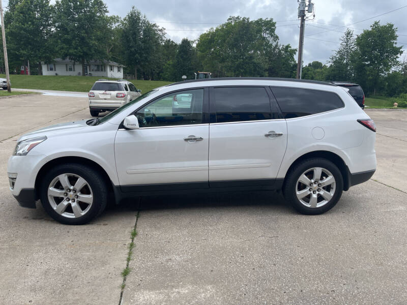 2017 Chevrolet Traverse for sale at Truck and Auto Outlet in Excelsior Springs MO
