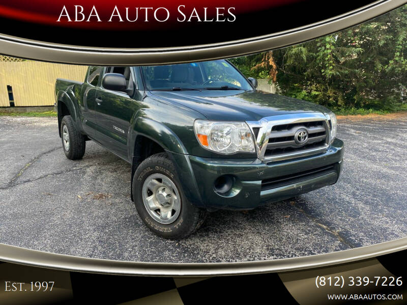 2009 Toyota Tacoma for sale at ABA Auto Sales in Bloomington IN