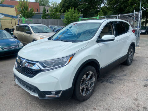 2019 Honda CR-V for sale at Polonia Auto Sales and Service in Hyde Park MA