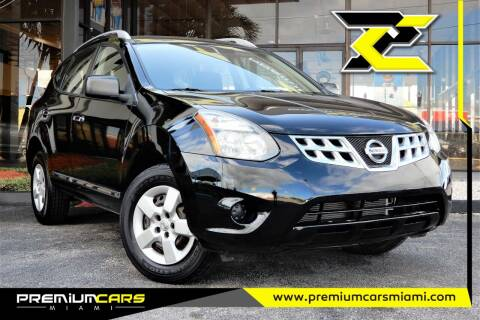 2015 Nissan Rogue Select for sale at Premium Cars of Miami in Miami FL