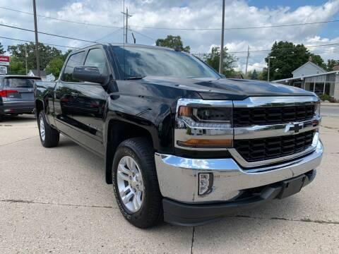 2018 Chevrolet Silverado 1500 for sale at Auto Gallery LLC in Burlington WI